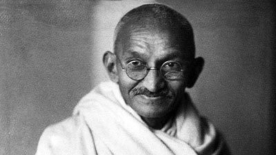mahatma gandhi in hindi