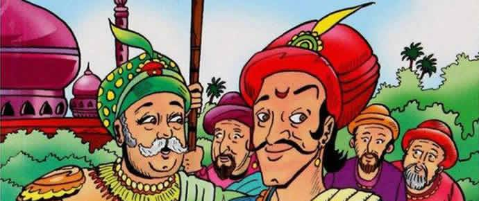 wisdom of birbal hindi kisse