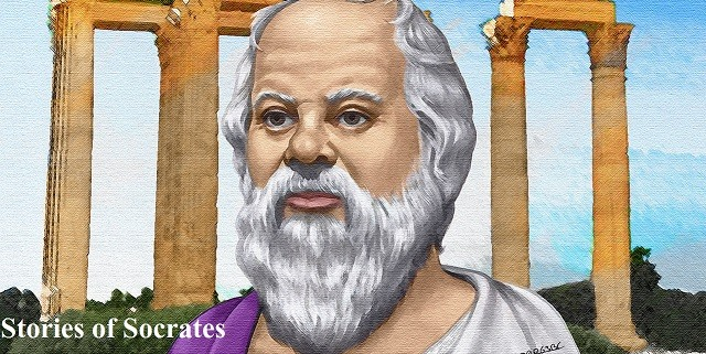 Socrates stories in hindi moral