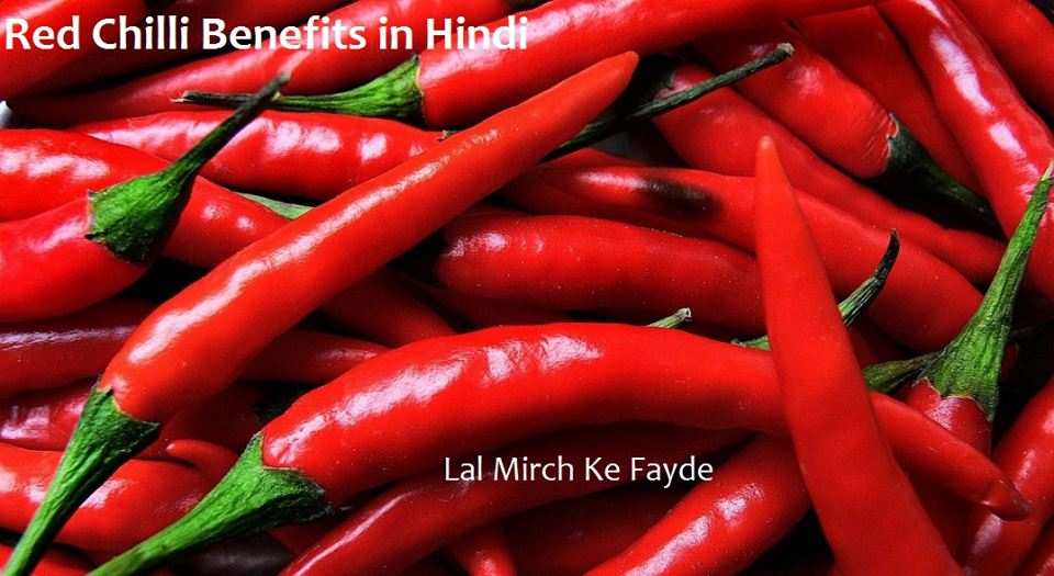 rec chilli benefits lal mirch khane ke fayde hindi