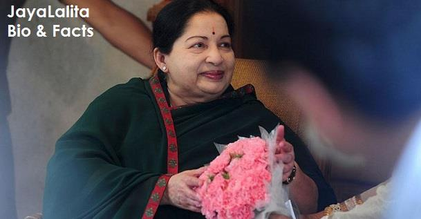 jayalalitha biography facts in hindi
