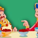 The Greedy Eater – Short Funny Story Of Birbal in English