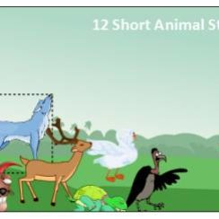 very short animal stories in hindi, short animal stories in hindi, short animal stories with moral in hindi,